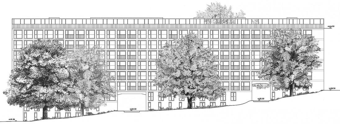 EX-M, residential, social housing