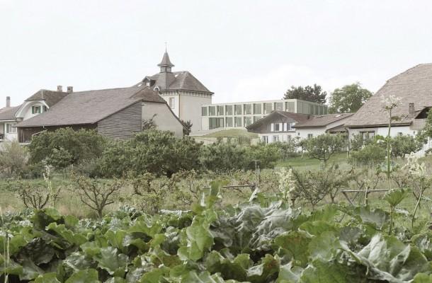 EX-M, école, Commune du Haut-Vully