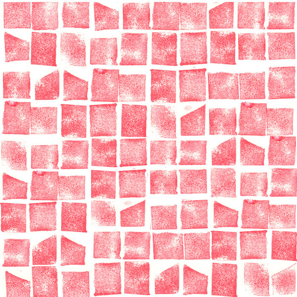 Alessandra Spada prints, Blockpattern
